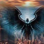 Inilah Wujud Malaikat Israfil. Sang Peniup Sangkakala Di Hari Kiamat